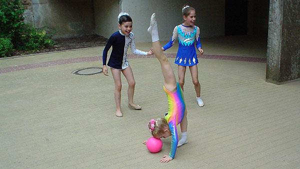 Info Rhythmische Sportgymnastik, einfach auf das Bild klicken