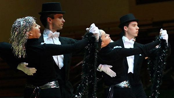 Info Tanzsport, einfach auf das Bild klicken